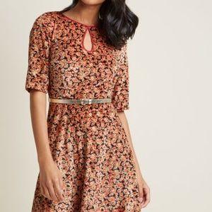 EUC - Present the Event Modcloth Dress - L